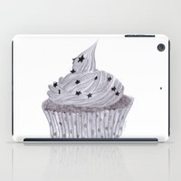 cupcake iPad Cases featuring cupcake by Art_By_Sarah