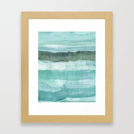 breakaway day Framed Art Print