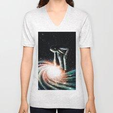 Cosmic Vomit Unisex V-Neck