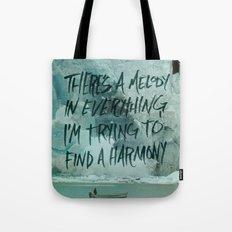 HARDER HARMONIES Tote Bag