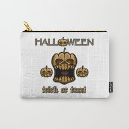 Halloween - Trick Or Treat Carry-All Pouch