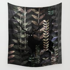 glass forest Wall Tapestry