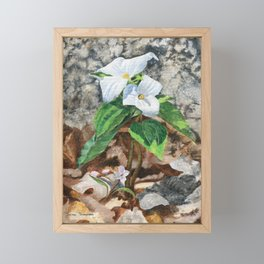 United by Teresa Thompson Framed Mini Art Print
