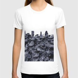 Baltimore Skyline Maryland T-shirt