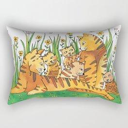 Noah's Ark - Cat Rectangular Pillow