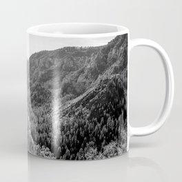 Black & White Arizona Coffee Mug