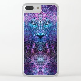Jaguar's Delirium Clear iPhone Case