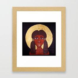 Sirius Daughter no 12 Framed Art Print