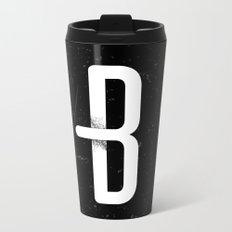 B 001 Metal Travel Mug