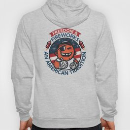 Fun with Fireworks Hoody