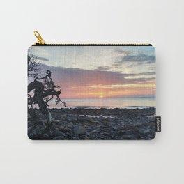 Jekyll Island Sunrise Carry-All Pouch