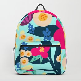 Garden Bouquet Backpack