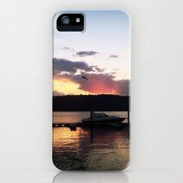 La Marina iPhone Case