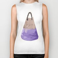 tote bag Biker Tanks featuring Tote 2 by ©valourine