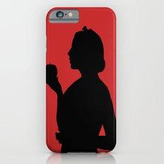Snow White Silhouette  Slim Case iPhone 6s