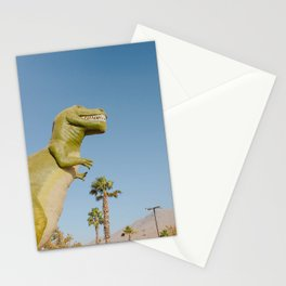 Cabazon Dinosaur III / California Desert Stationery Cards
