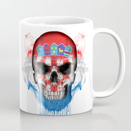 To The Core Collection: Croatia Coffee Mug