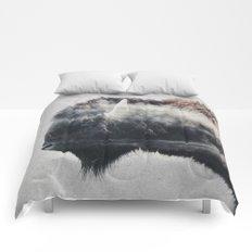 Wild West Bison Comforters