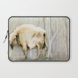 White Buffalo's Hollow Laptop Sleeve
