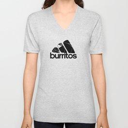Burritos Unisex V-Neck