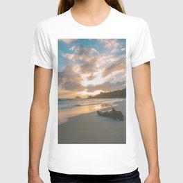 Kailua Beach Sunrise, North Shore Oahu T-shirt