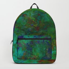 HAND-PAINTED UNIVERSE Backpack