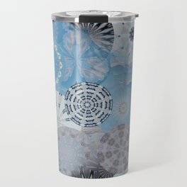 Fancy Sailing Travel Mug