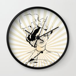 Bon Appetite Wall Clock