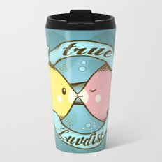 True Luvdisc Metal Travel Mug