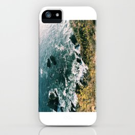 Kirk Creek, Big Sur iPhone Case