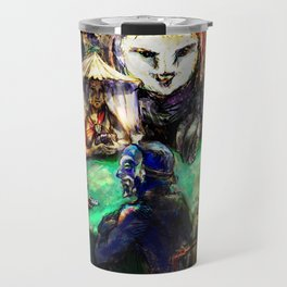 Pokerface Travel Mug