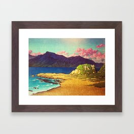 One Good Day at Naga Framed Art Print