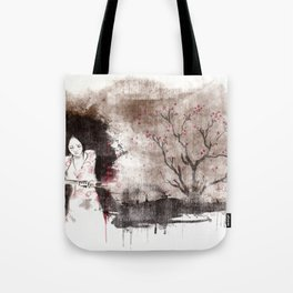 Derrotar al enemigo (color version) Tote Bag