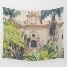 Balboa Park architecture ... Wall Tapestry