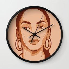 The Sweetest Taboo Wall Clock
