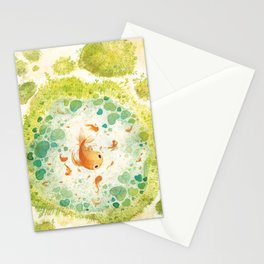 Nishigikoi Stationery Cards
