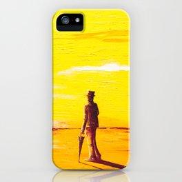 Sir Tornado - Sir Security iPhone Case