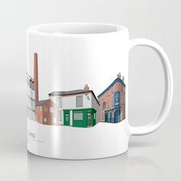 Kelham Island Streetscene Coffee Mug