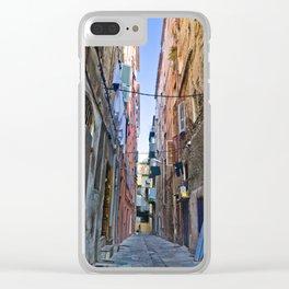 Bastia 1.0 Clear iPhone Case