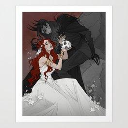 Magic of Love Art Print