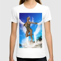 fairy T-shirts featuring Fairy by nicky2342