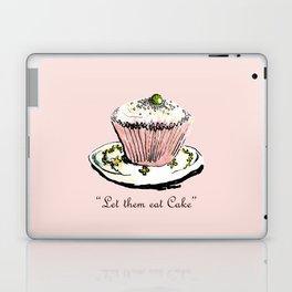 Let Them Eat Cake Laptop & iPad Skin