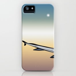 Airplane Views #1 iPhone Case