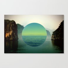 The Isolation of the Getaway Canvas Print