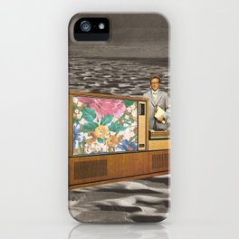 TV Man iPhone Case