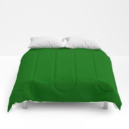 Dark Green Comforters