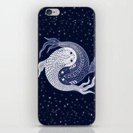 shuiwudao in space iPhone Skin