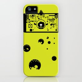 Release the monster iPhone Case