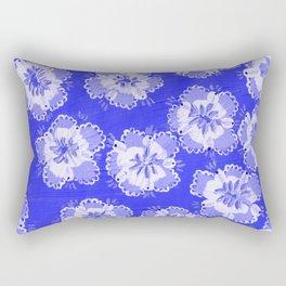 Dutch Lace Rose Rectangular Pillow
