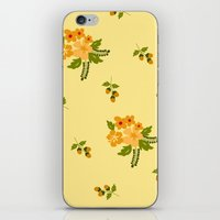 hawaiian iPhone & iPod Skins featuring Hawaiian by Beautiful Revelry